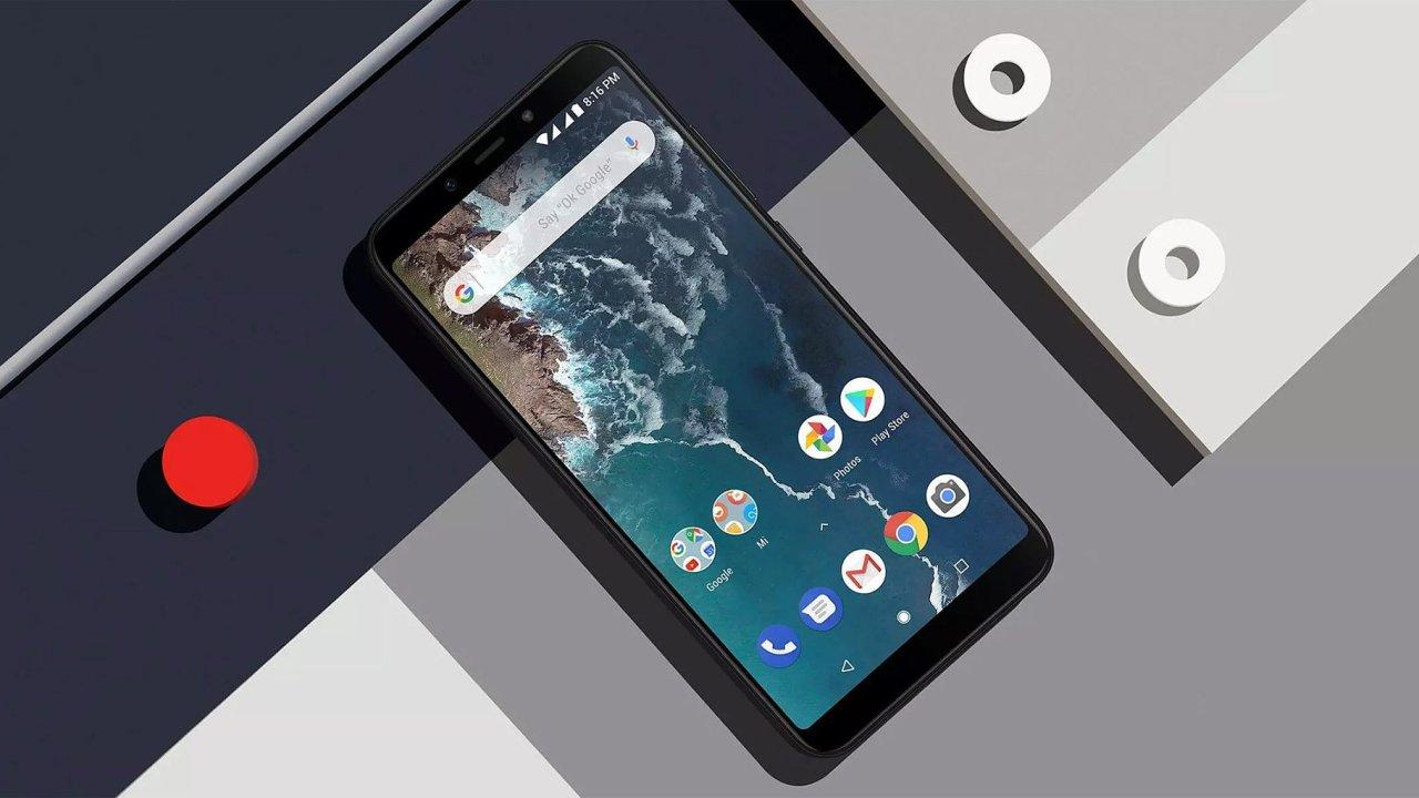 Xiaomi Mi A2 vypadá nejlépe v