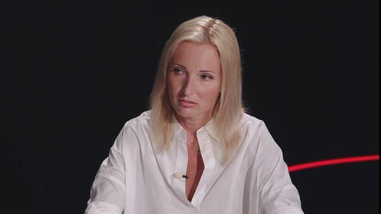 Petra Paroubková.