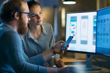 Potřebujete mobilní firemní aplikaci? Jak vybrat nejlepšího vývojáře.