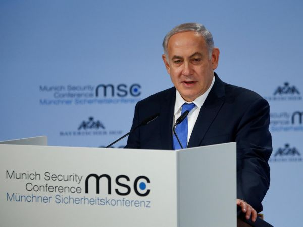 Premiér Izraele Benjamin Netanjahu ostře zaútočil na Mnichovské konferenci na Írán avaroval ho, aby nezkoušel odhodlanost židovského státu chránit vlastní bezpečnost.