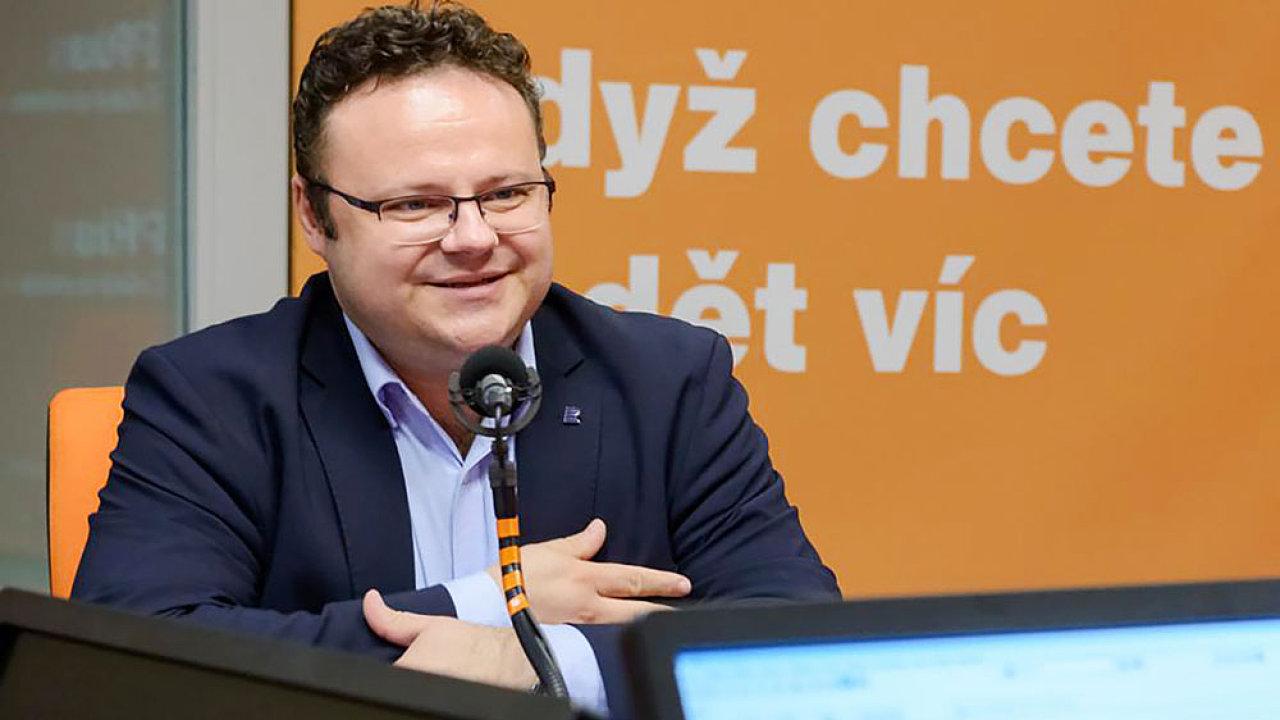 Generální ředitel ČRo, René Zavoral