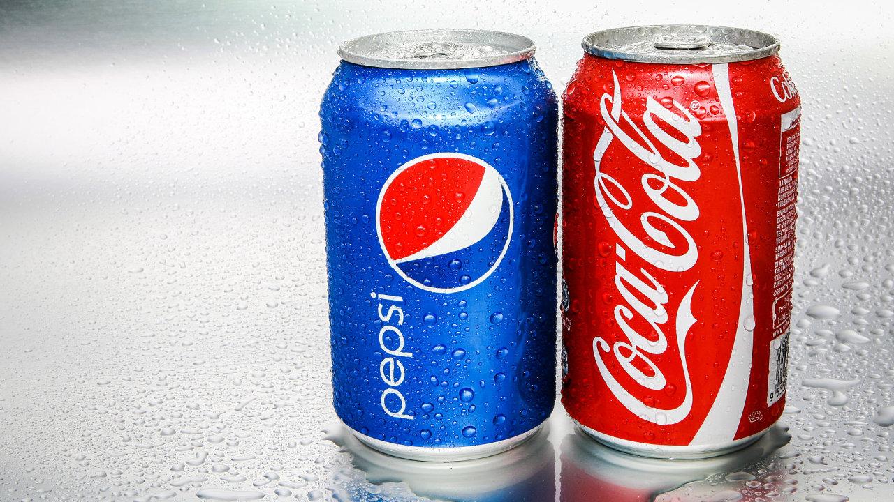Coca-Cola i Pepsi zůstávají v čele světového žebříčku 100 největších značek.