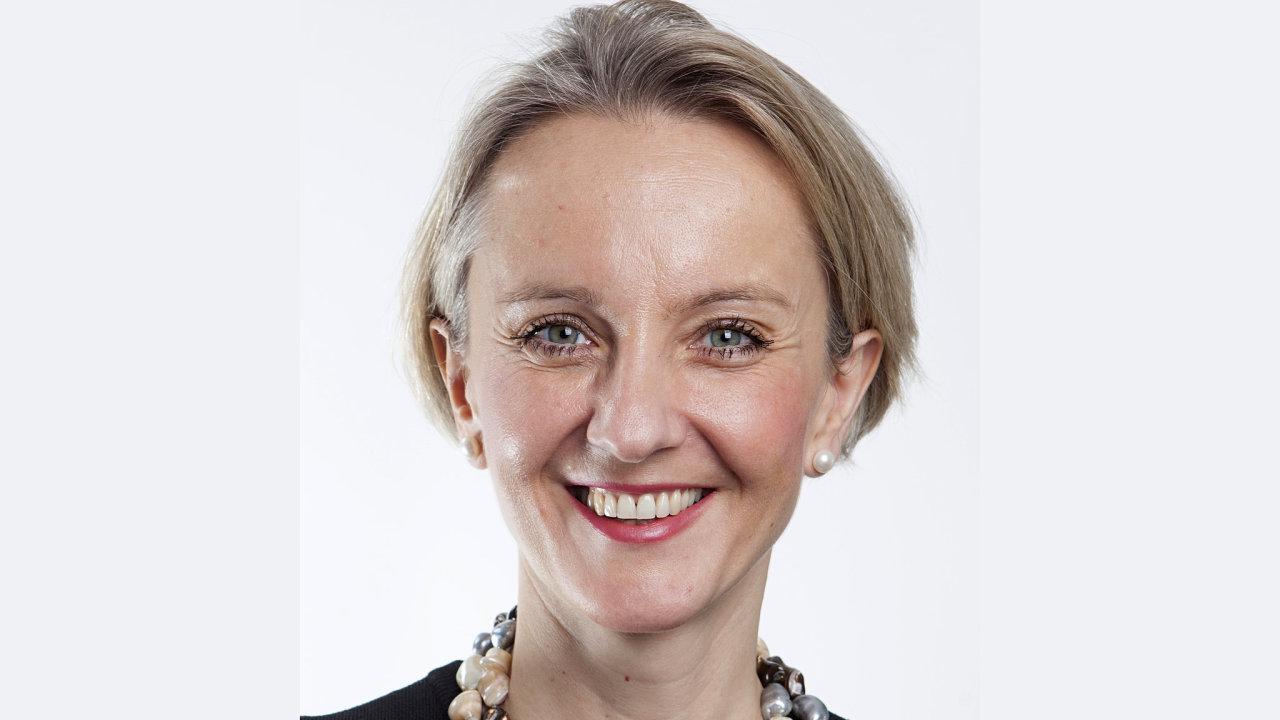 Andrea Gontkovičová, členka představenstva Svazu průmyslu a dopravy České republiky