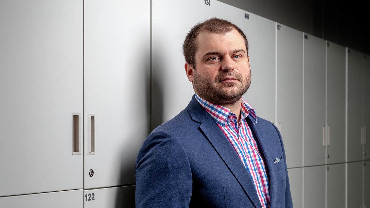 Michal Vondraš, country manažer Medtronicu pro Česko