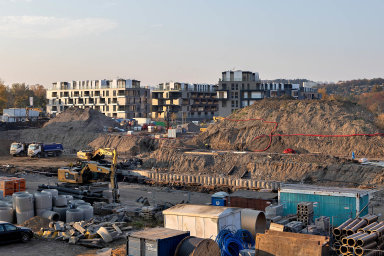 Záměr stavebního zákona pomáhala napsat advokátní společnost, která je napojená na developery.