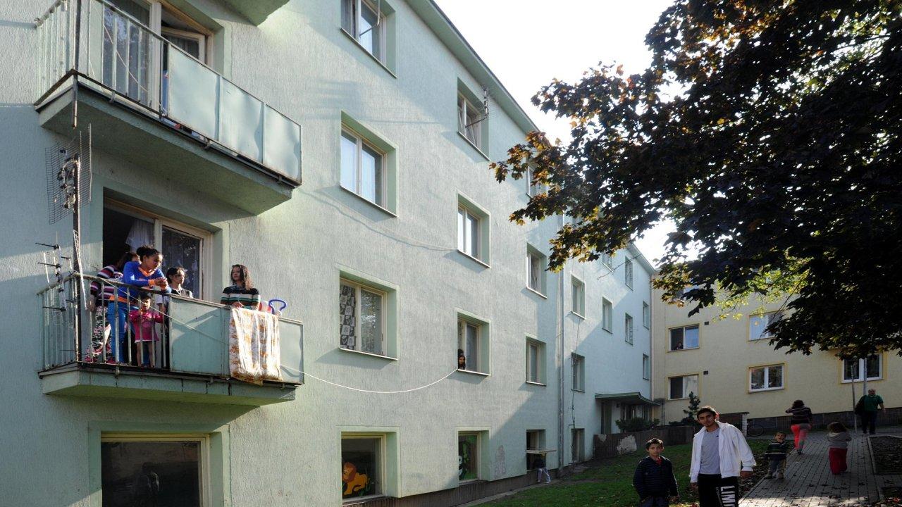 Ubytovna v Lovosicích - ilustrační foto