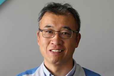 Hirofumi Miyake, ředitel plánování ve společnosti Daikin