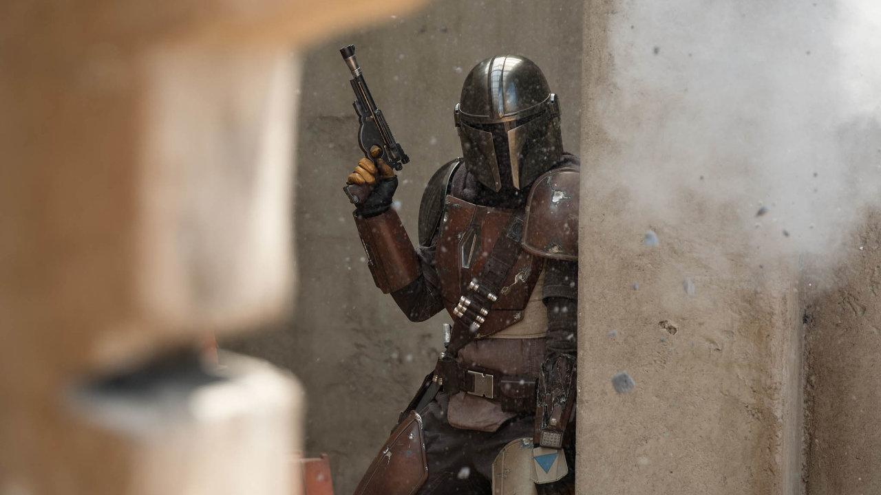 Seriál ze světa Star Wars jménem Mandalorian má být hlavní tahákem streamovací služby Disney+.