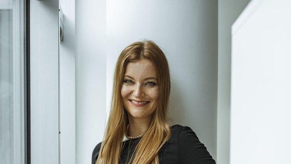Lucie Malá, Business Development Director, Colliers International