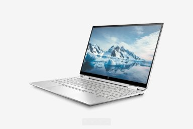 HP Spectre x360 13 je podle výrobce rekordmanem mezi prémiovými konvertibilními laptopy