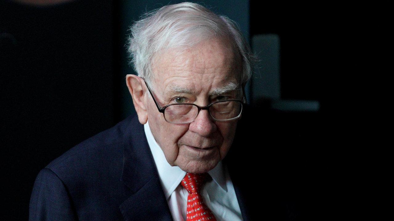 Warren Buffett je i ve svých téměř 90 letech pro mnohé české i slovenské podnikatele inspirací.