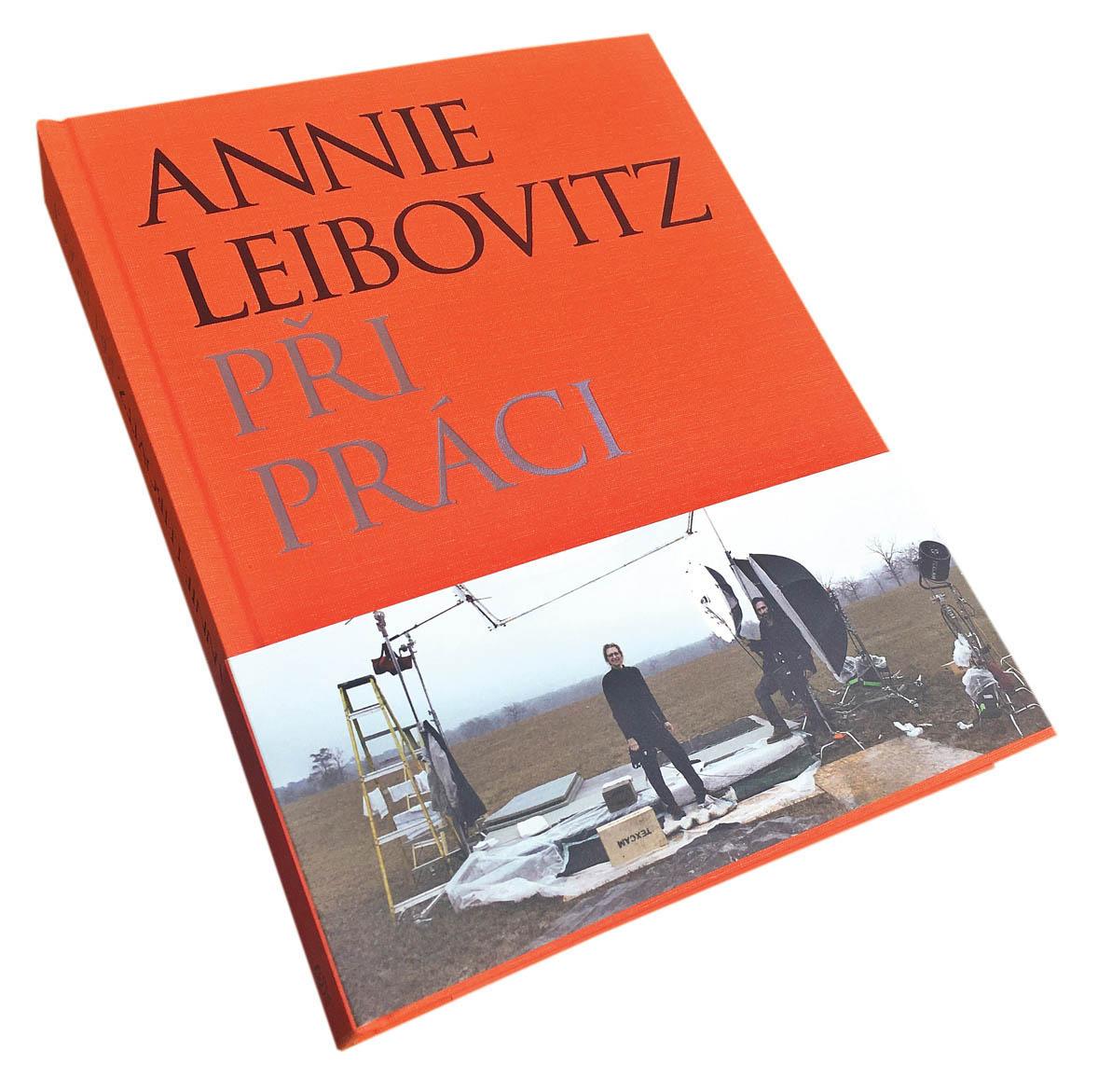 Annie Leibovitzová – Při práci