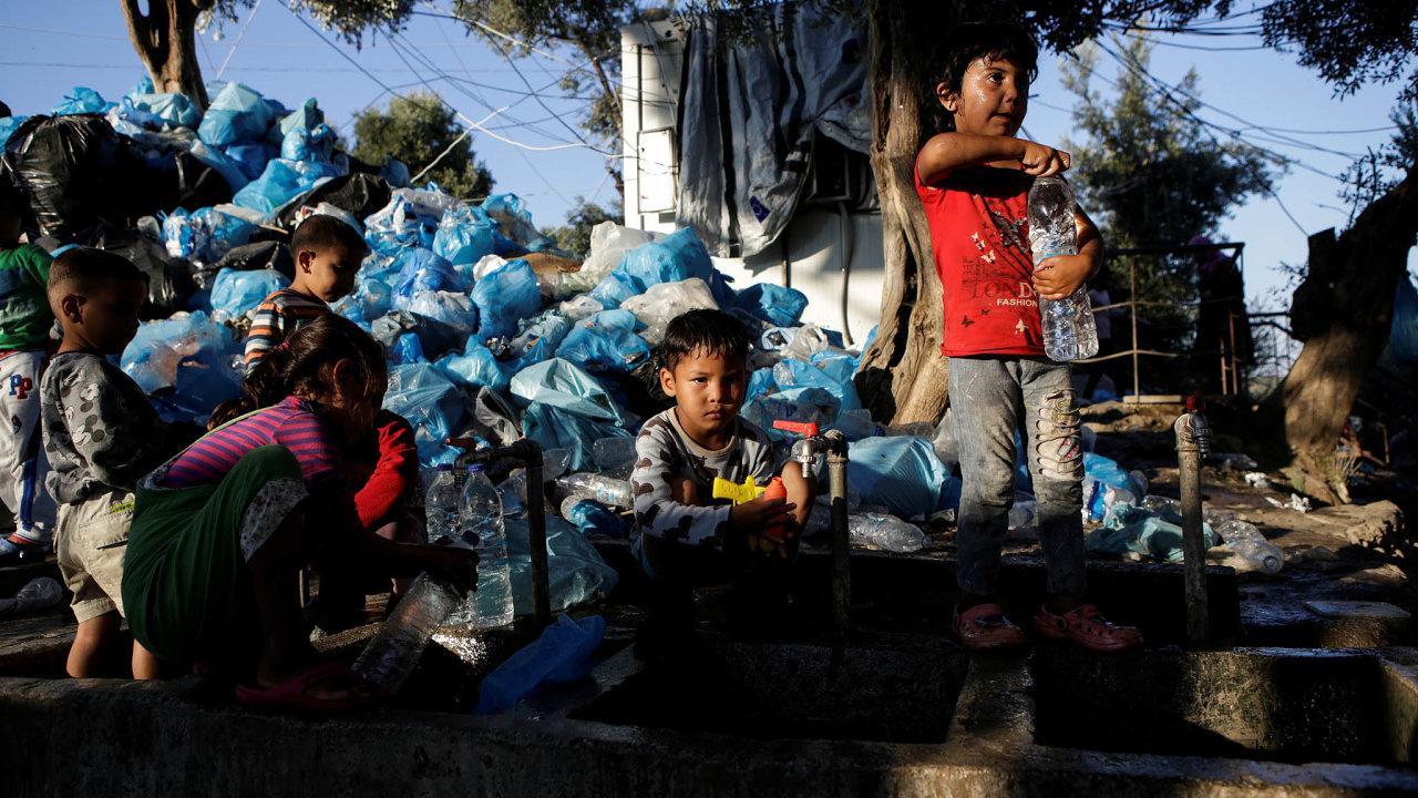 Místopředseda ČSSD Ondřej Veselý tvrdí, že Česko přijme ideálně syrské děti mladší deseti let.