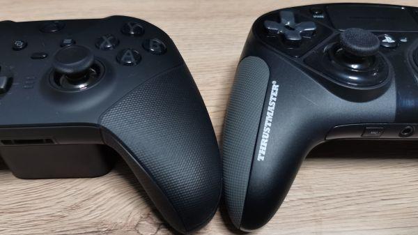"""Postavili jsme proti sobě dva """"profesionální"""" herní ovladače, které oba fungují i na PC. Vyhrát mohl jen jeden."""