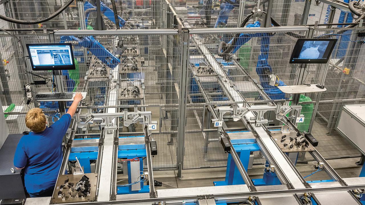 Digitální transformace a automatizace mohou procesy úplně přeměnit.