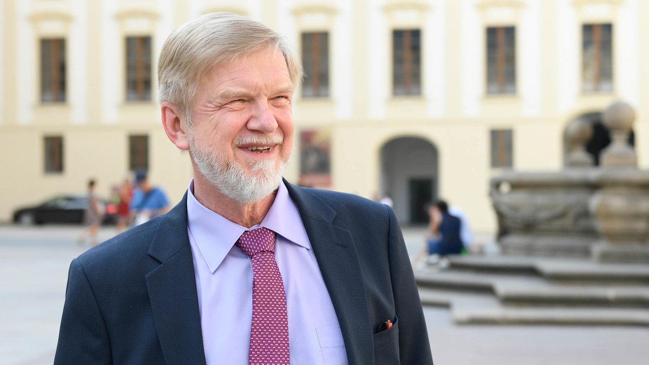 Předseda Nejvyššího správního soudu Michal Mazanec se ve středu sejde sministryní spravedlnosti Marií Benešovou (zaANO).