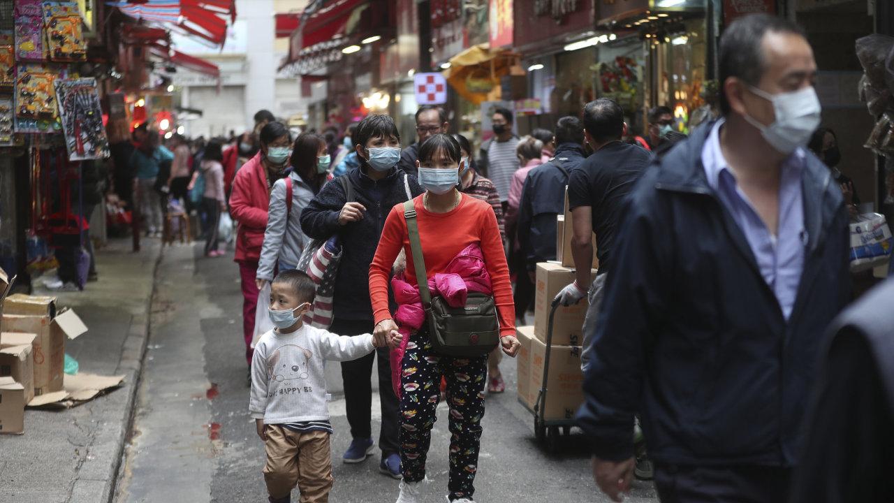 Čína Koranavirus nemoc