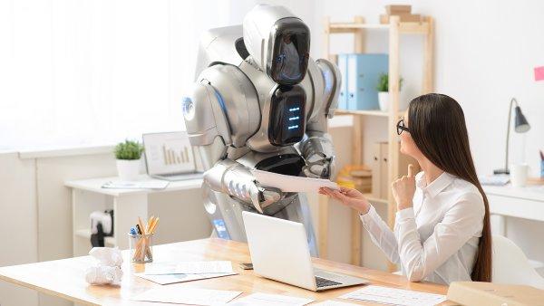 Připraví vás robot o práci?