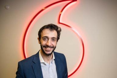 Quique Vivas je včeském Vodafonu viceprezidentem pro nefiremní zákazníky.