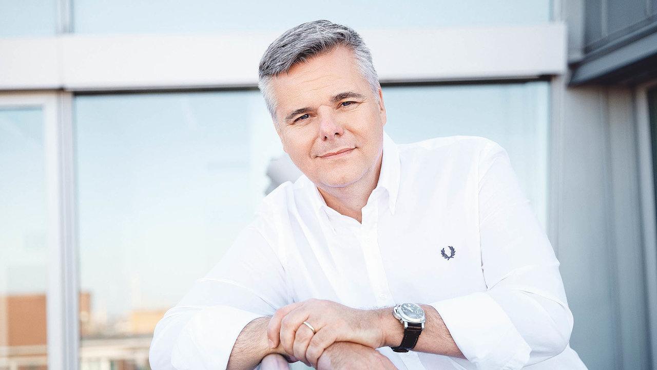 Roman Juráš, generální ředitel a předseda představenstva, Generali Česká pojišťovna