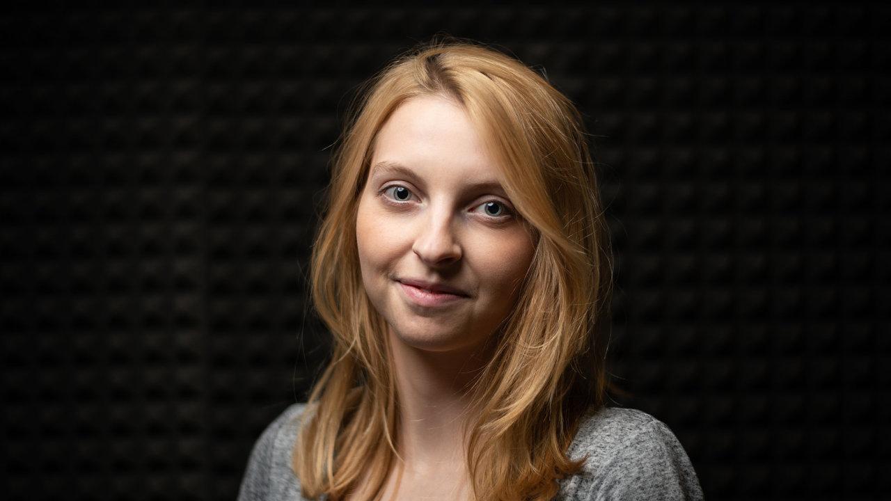 Podcast Poprvé - Linda Šejdová