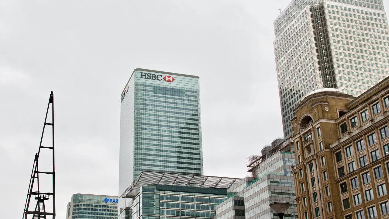 Britská banka HSBC se brání, že prý zveřejněné záznamy