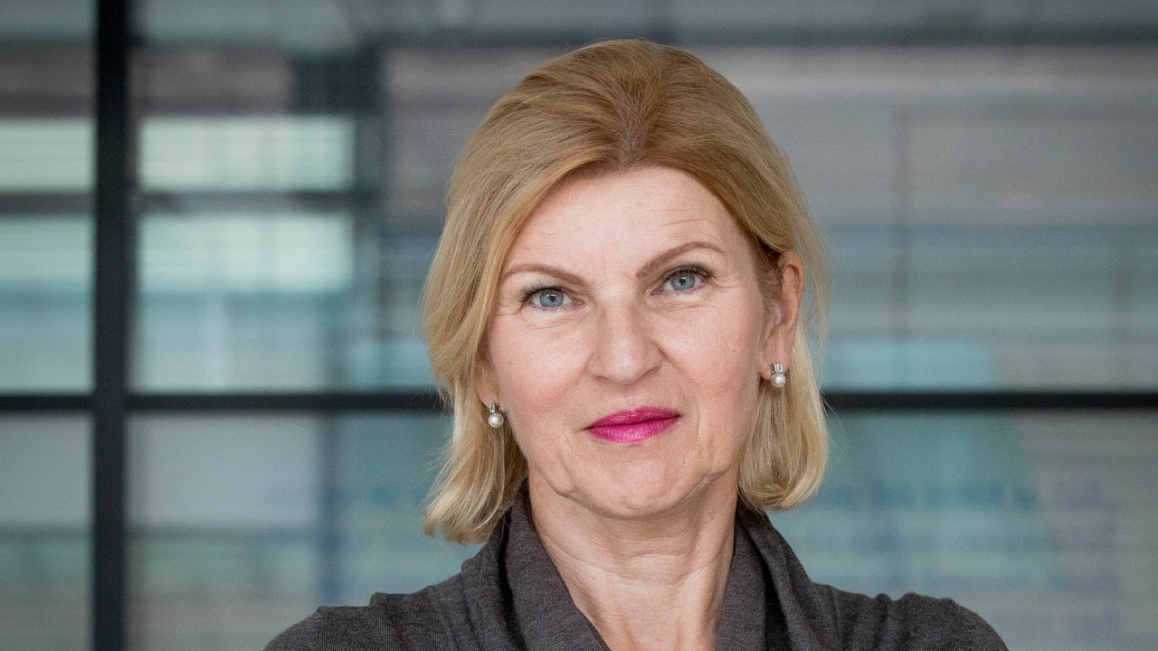 Již pětadvacátým rokem stojí Jitka Chizzola včele české pobočky rakouské pojišťovny D.A.S. Rechtsschutz AG.