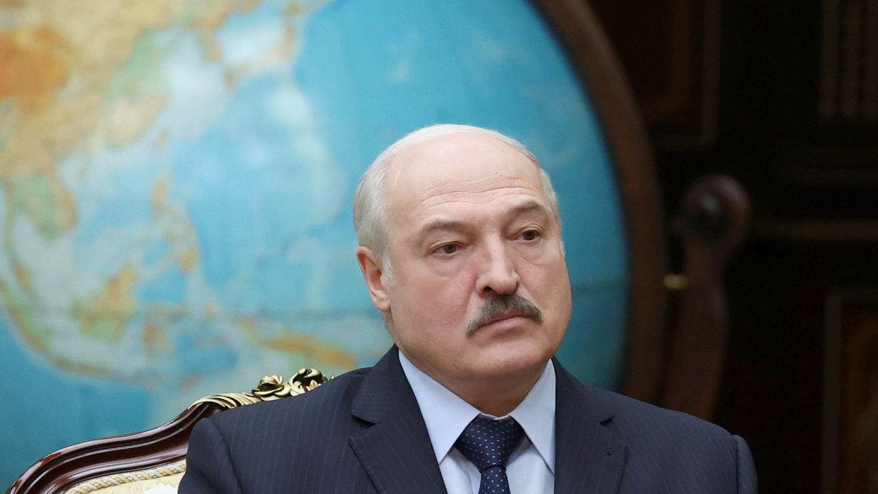 Vládce bezpodpory.Alexandr Lukašenko si odmítá připustit, že ztratil podporu velké části obyvatel Běloruska.