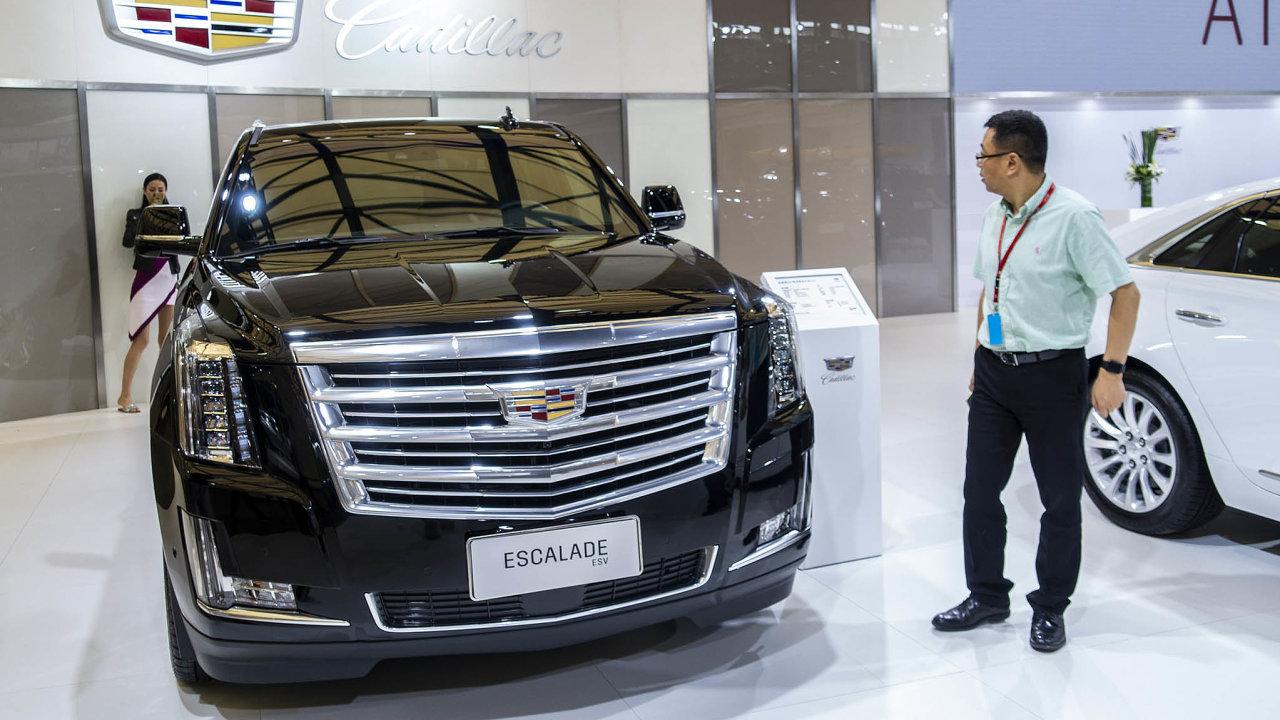 Pro budoucí růst GM iFordu je důležitá ijejich vlastní produkce. Jen General Motors hodlá vpříštích pěti letech investovat doelektroaut aautonomních vozidel 27 miliard dolarů.
