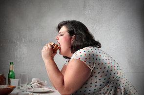 Nezdravá strava, ilustrační foto