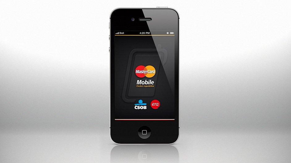 MasterCard Mobile splash