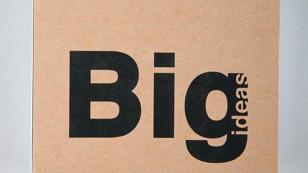 Notes na velké nápady v melbournském papírnictví