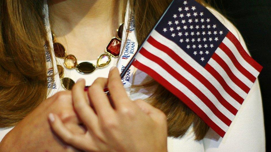 Americké volby, ilustrační foto
