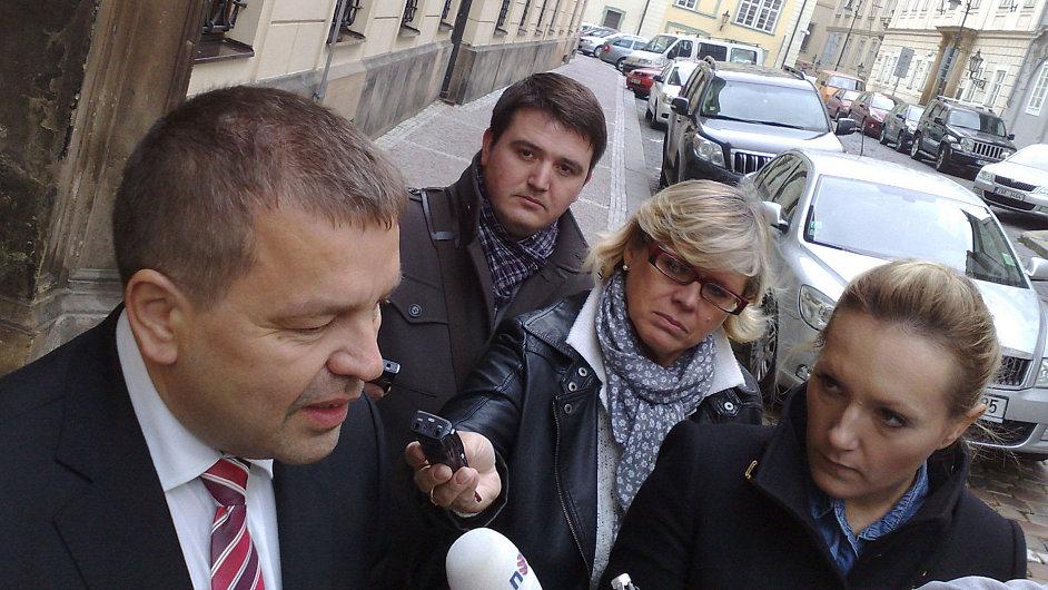 Petr Tluchoř, poslanec ODS