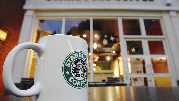 Starbucks otev�e v centru Brna svou kav�rnu do m�s�ce.