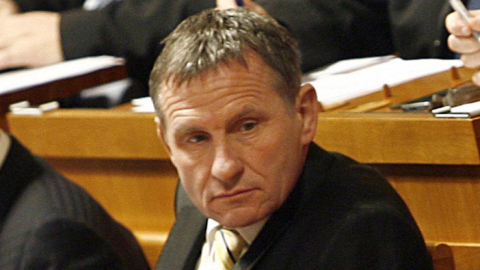 Jiří Čunek, znovuzvolený senátor