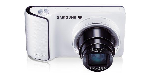 Fotoaparát Samsung Galaxy Camera