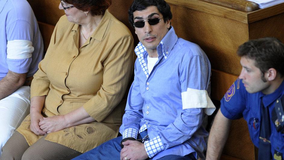 Andranik Soghojan u soudu