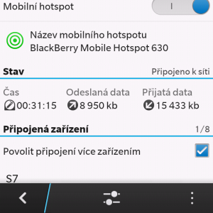 Opera�n� syst�m BlackBerry 10