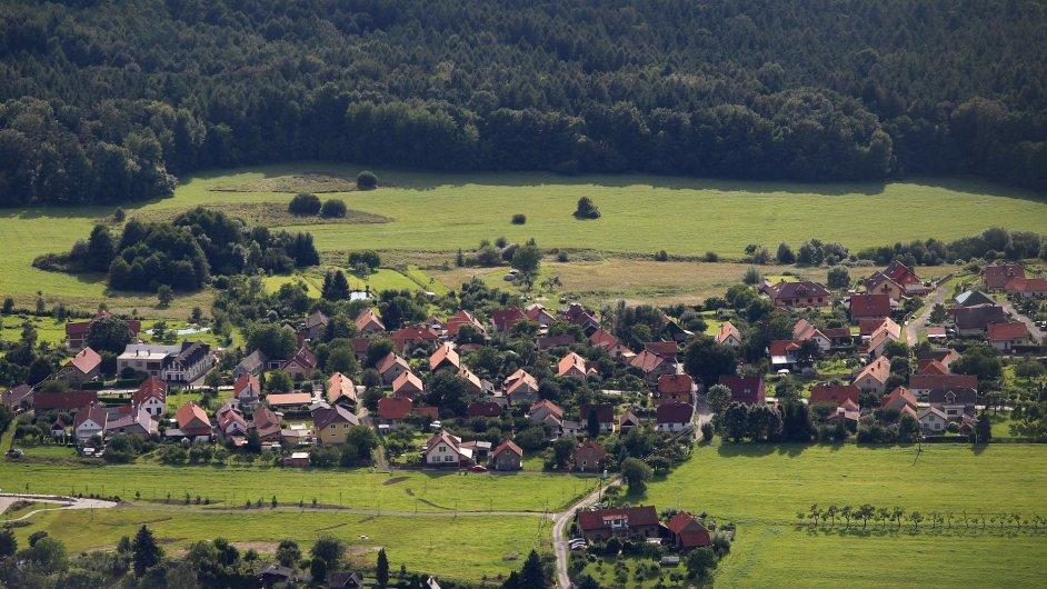 Obec, ilustrační foto