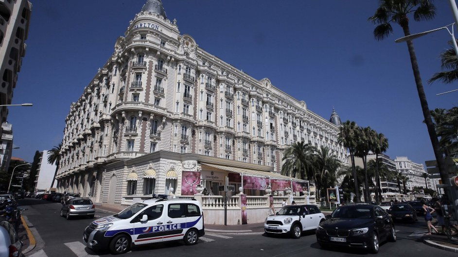 Hotel Carlton v Cannes