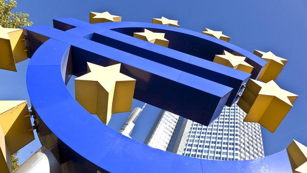 Eurozóna - Ilustrační foto.