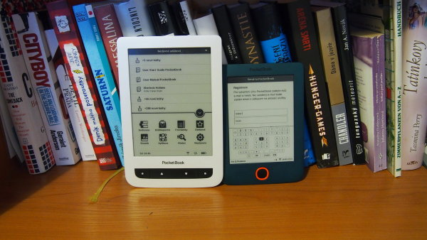 Čtečky Pocketbook