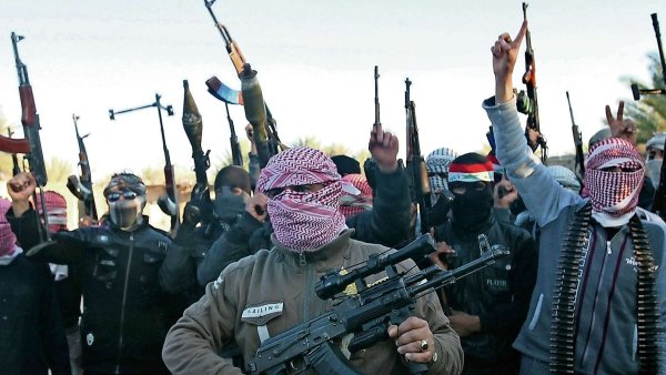 Češi považují za největší bezpečnostní riziko teroristické skupiny - Ilustrační foto.