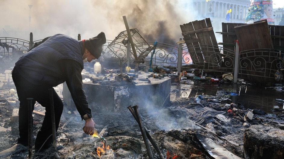Život na Majdanu