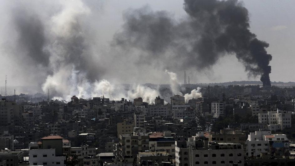 Izraelská armáda obnovila v neděli v Gaze vojenské operace.