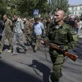 Ukrajina a Rusko si vym�nily zajat� voj�ky