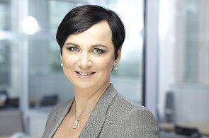 Veronika Ivanović, viceprezidentka pro lidské zdroje společnosti Vodafone