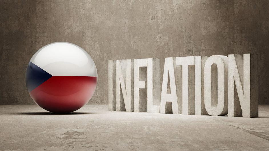 Inflace (ilustrační foto)