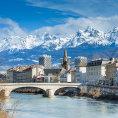 Francouzsk� m�sto Grenoble